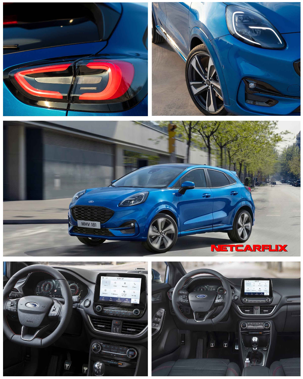 2020 Ford Puma Hd Pictures Videos Specs Information Ford Puma Ford Puma