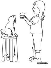 Making Learning Fun If You Give A Cat A Cupcake Coloring Pages Coloring Pages Fun Learning Cupcake Coloring Pages