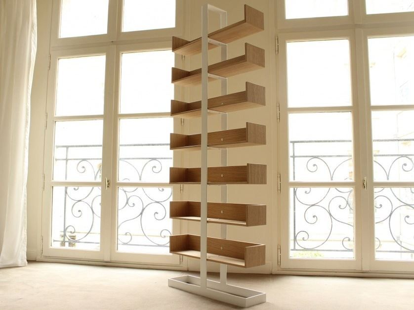 s verin 1 b cherregal by alex de rouvray raumteiler pinterest b cherregal aus holz. Black Bedroom Furniture Sets. Home Design Ideas
