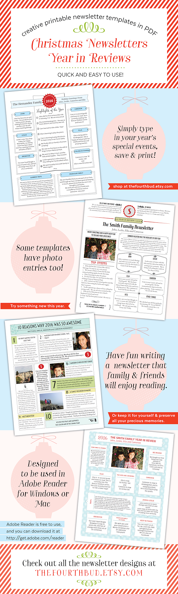 take your holiday newsletter to a new level make this year s