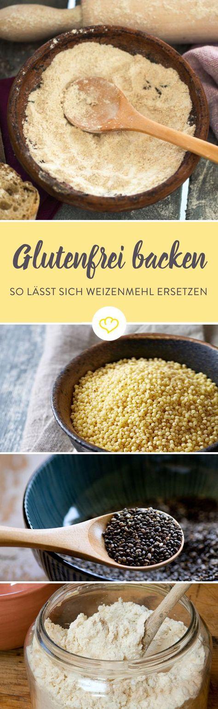 glutenfrei backen so l sst sich weizenmehl einfach ersetzen glutenfrei backen m chtest und. Black Bedroom Furniture Sets. Home Design Ideas