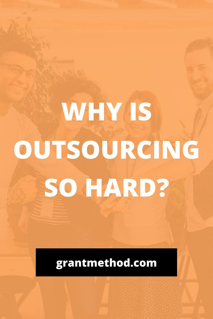 So, what is holding you back from outsourcing and delegating? Why is outsourcing so hard? Let me share with you the 3 most common factors my clients are experiencing and my top tips on how to start outsourcing...today! #outsourcingtips #outsourcing #businesstips #businesstips