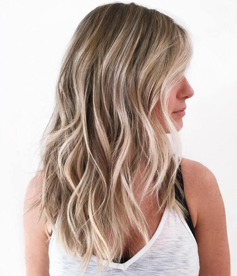blonde hair color ideas for the current season beach waves