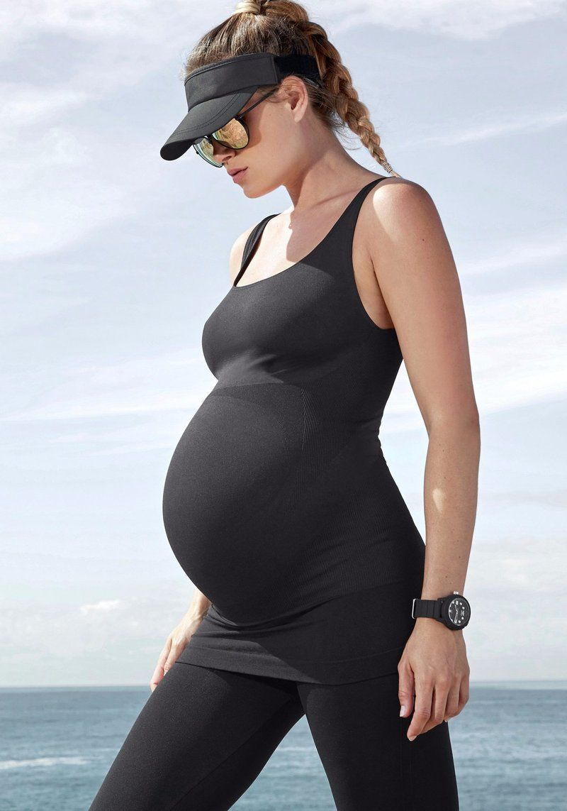dfb9df5a2bf59 BLANQI Maternity Belly Support Tanktop The ultimate pregnancy  gamechanger—All of our highly technical support features to ease the pains  and strains of ...