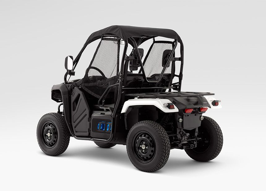 2020 Honda Side By Side Models Are Electric Utv Atv The Future Ces Atv New Cars Electric Utv