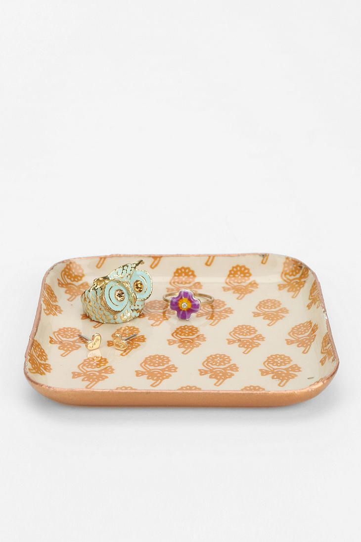 Printed Trinket Tray