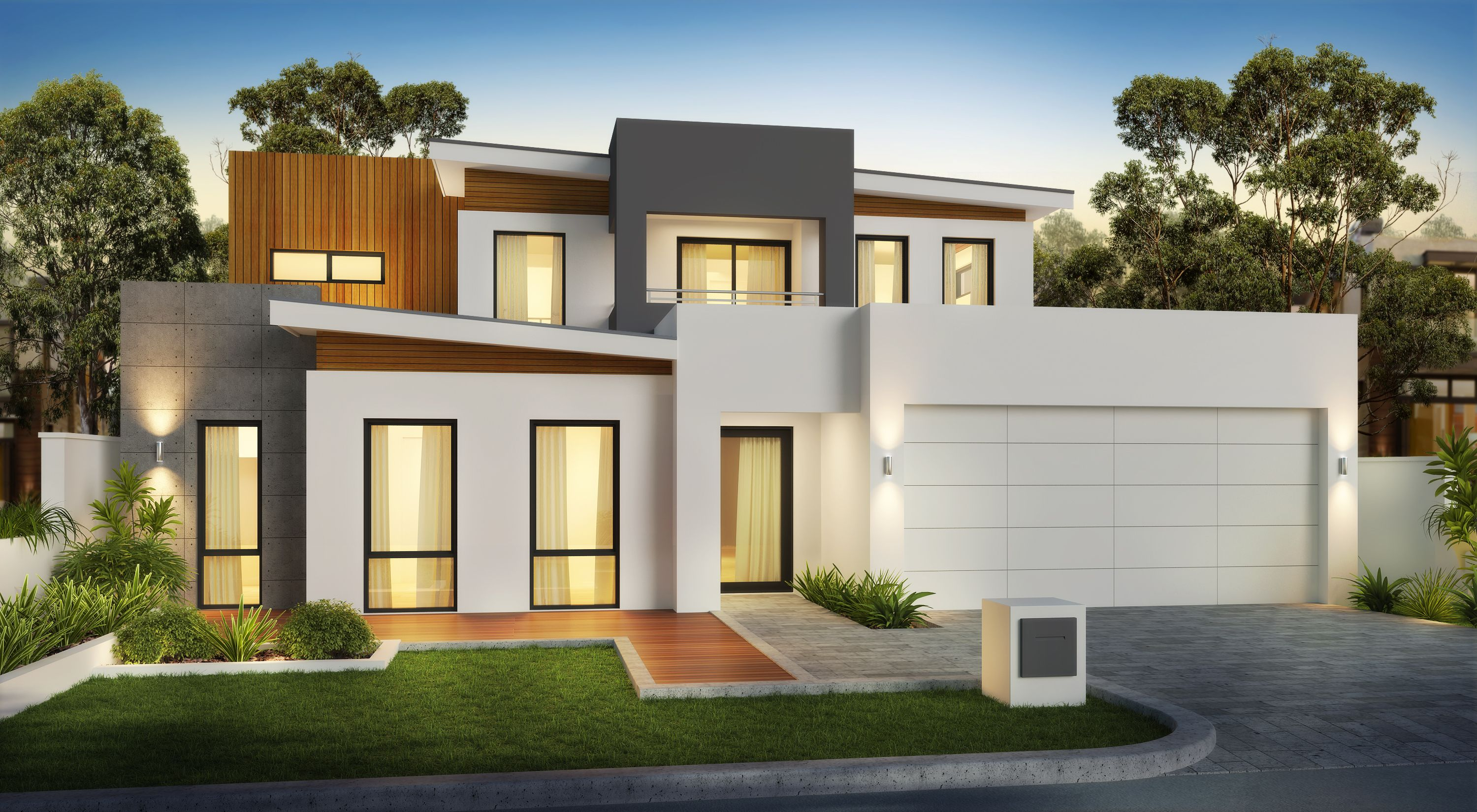 The Foreign Da'vanti Homes House styles, House, Home
