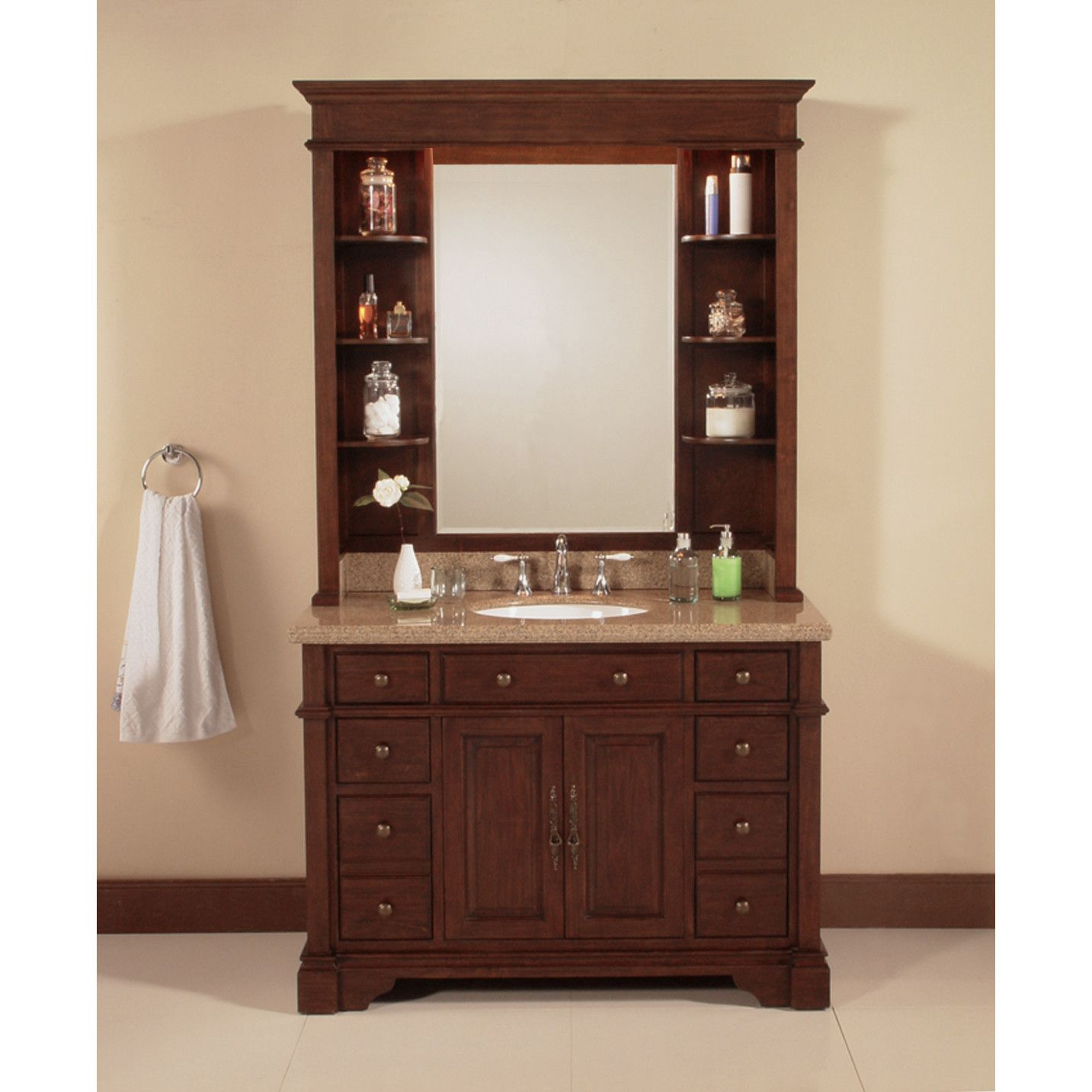 houzz set vanities abbey single fixtures wayfair ideas vanity wall with ja decor mirrors de canisters tops brooks clipgoo remodel spanish scales decorating in all remodeling bathroom