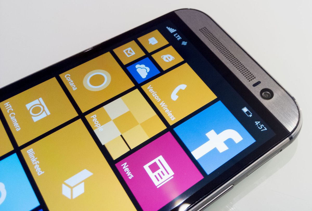 Windows 10 for phone may expand to nonLumia devices (With