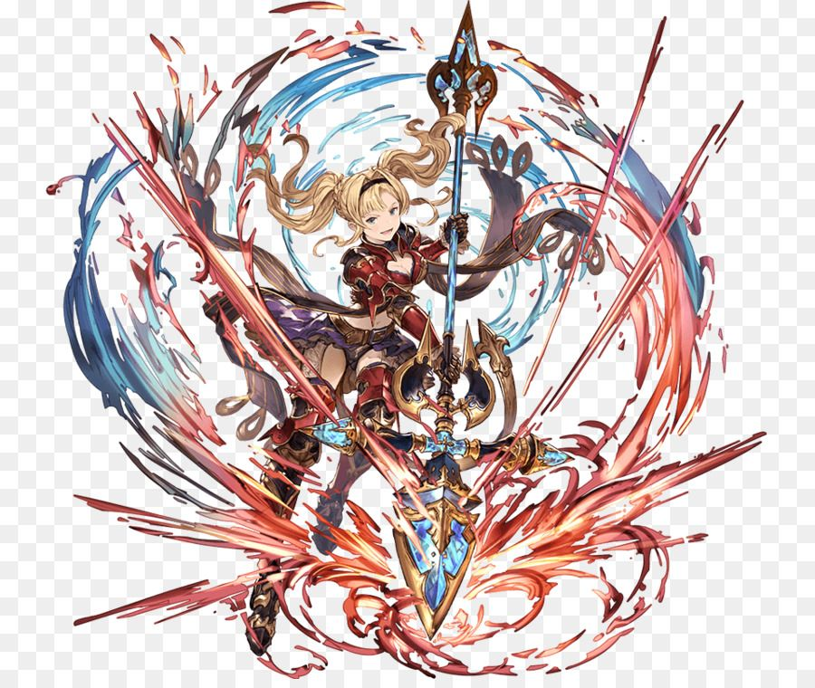Granblue Fantasy Shadowverse Rage of Bahamut Collectible