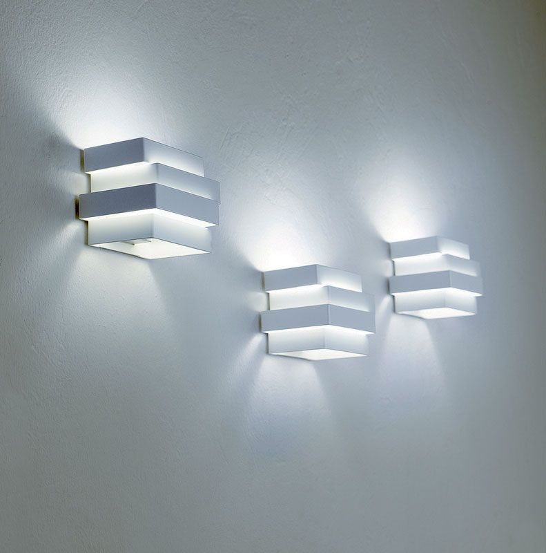 Pin di omar franzini su idee per la casa illuminazione - Lampade da muro design ...