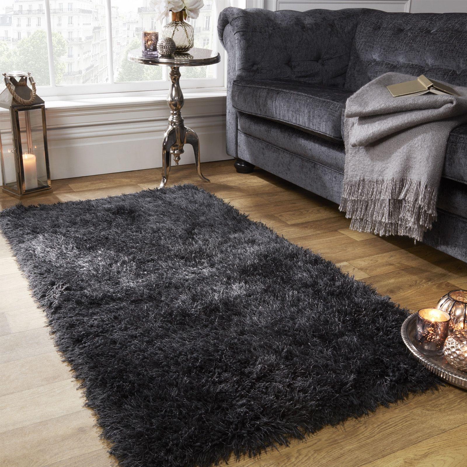 Shaggy Floor Carpet Area Mat 5cm