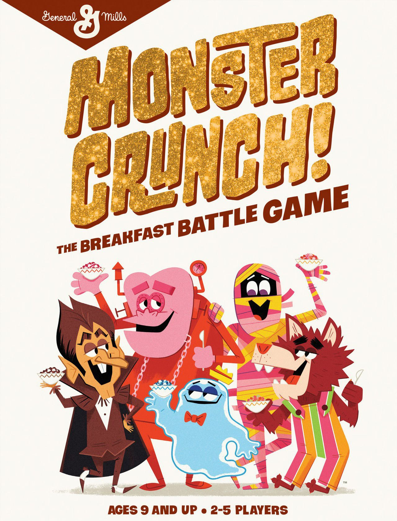 General Mills' Monster Cereals are getting their own card