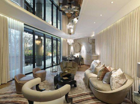 Luxe Interior Design Candy Candy Of London S Impeccable Designs