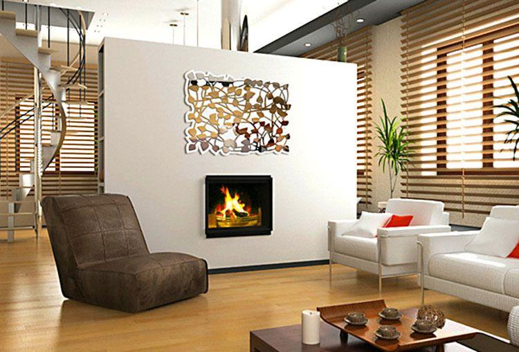 Specchi Decorativi Da Parete.50 Specchi Adesivi Decorativi Per Pareti Dal Design Particolare