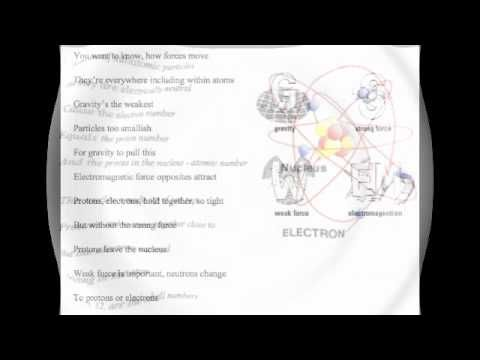 9th grade physical science - Awesome song put to Maroon 5u0027s Moves - new periodic table atomic mass protons