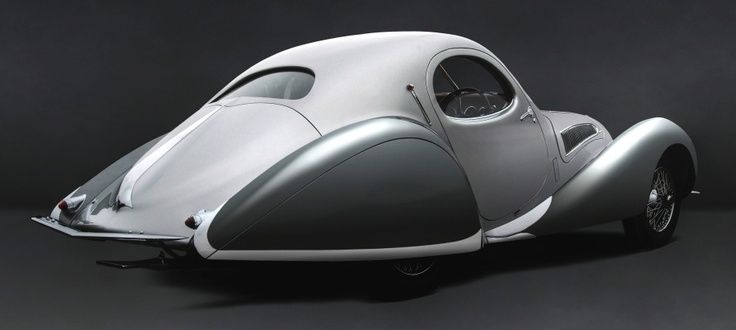 1937 Talbot-Lago T-150 C SS Coupe