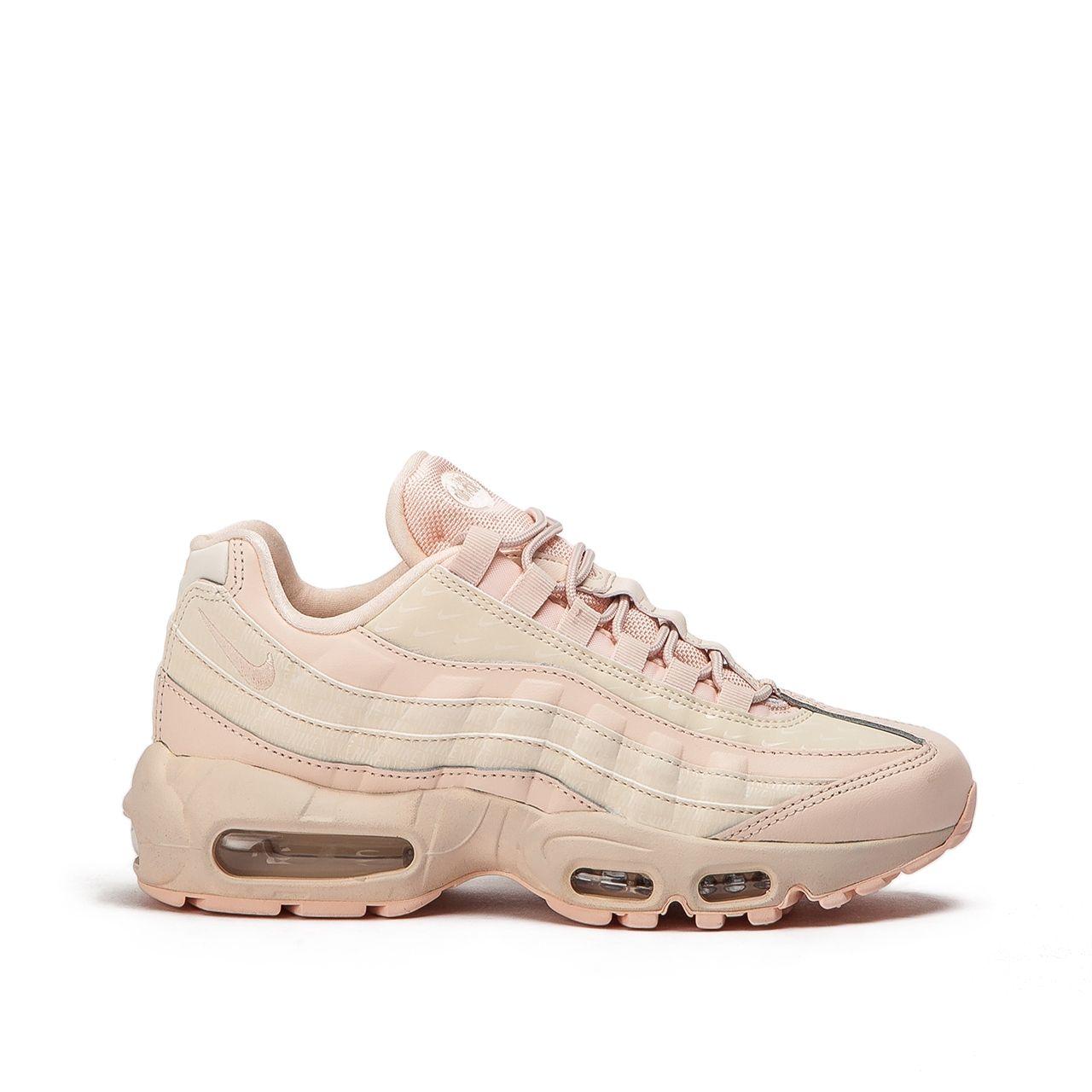 Nike WMNS Air Max 95 LX (Beige) #sneaker #lpu | Sneaker