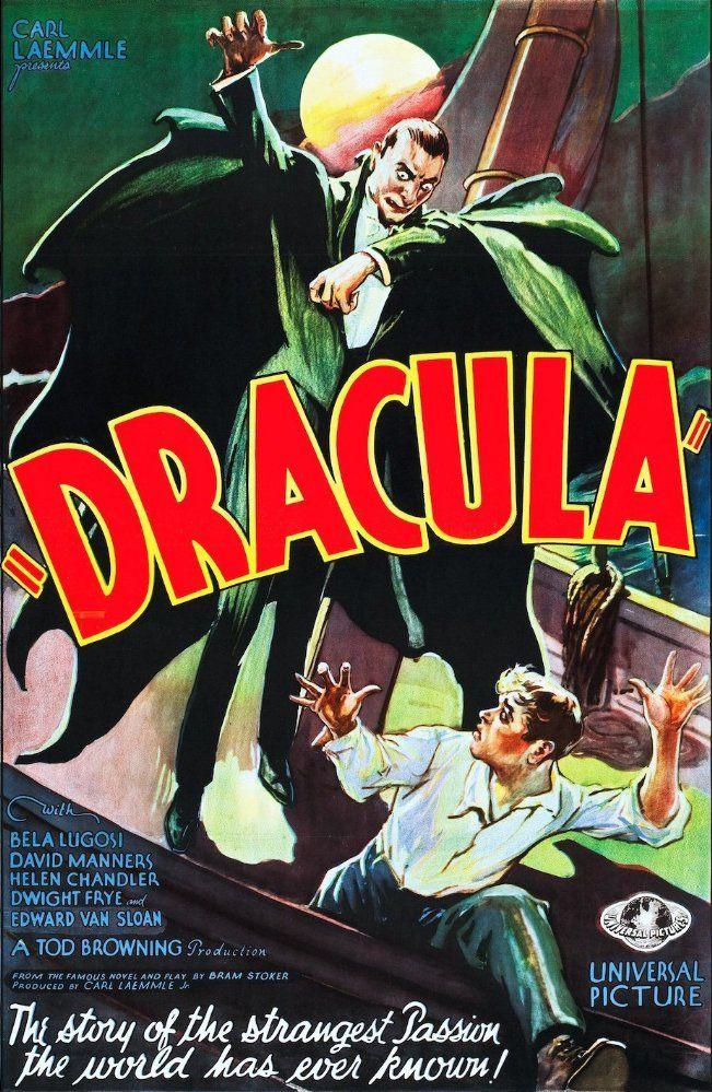 Dracula - vanha vampyyri (1931)