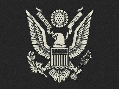 US Army Crest | Marks | Iconography | Military tattoos, Us ...
