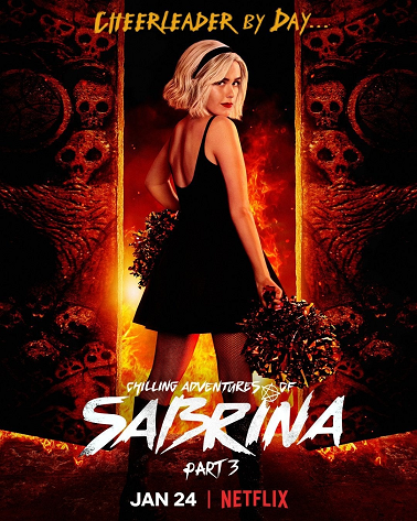Witch & Popcorn Reviews The Chilling Adventures of Sabrina