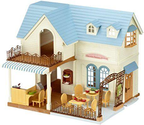 Sylvanian Family 2765 Jouet Premier Age Restaurant Sylvanian Maison Sylvanian Banquet De Mariage Maison Barbie