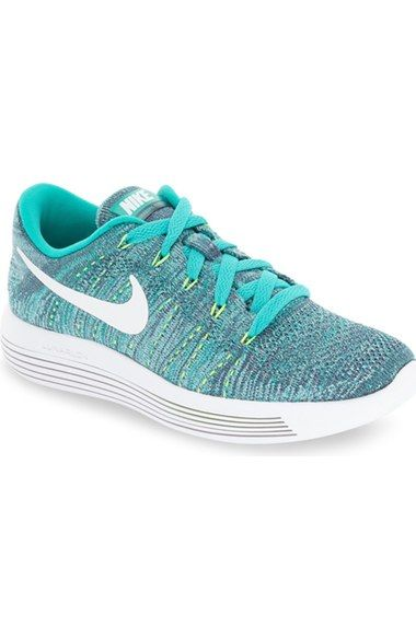 Nike  Flyknit LunarEpic  Running Shoe (Women) available at  Nordstrom 1575e9ce2