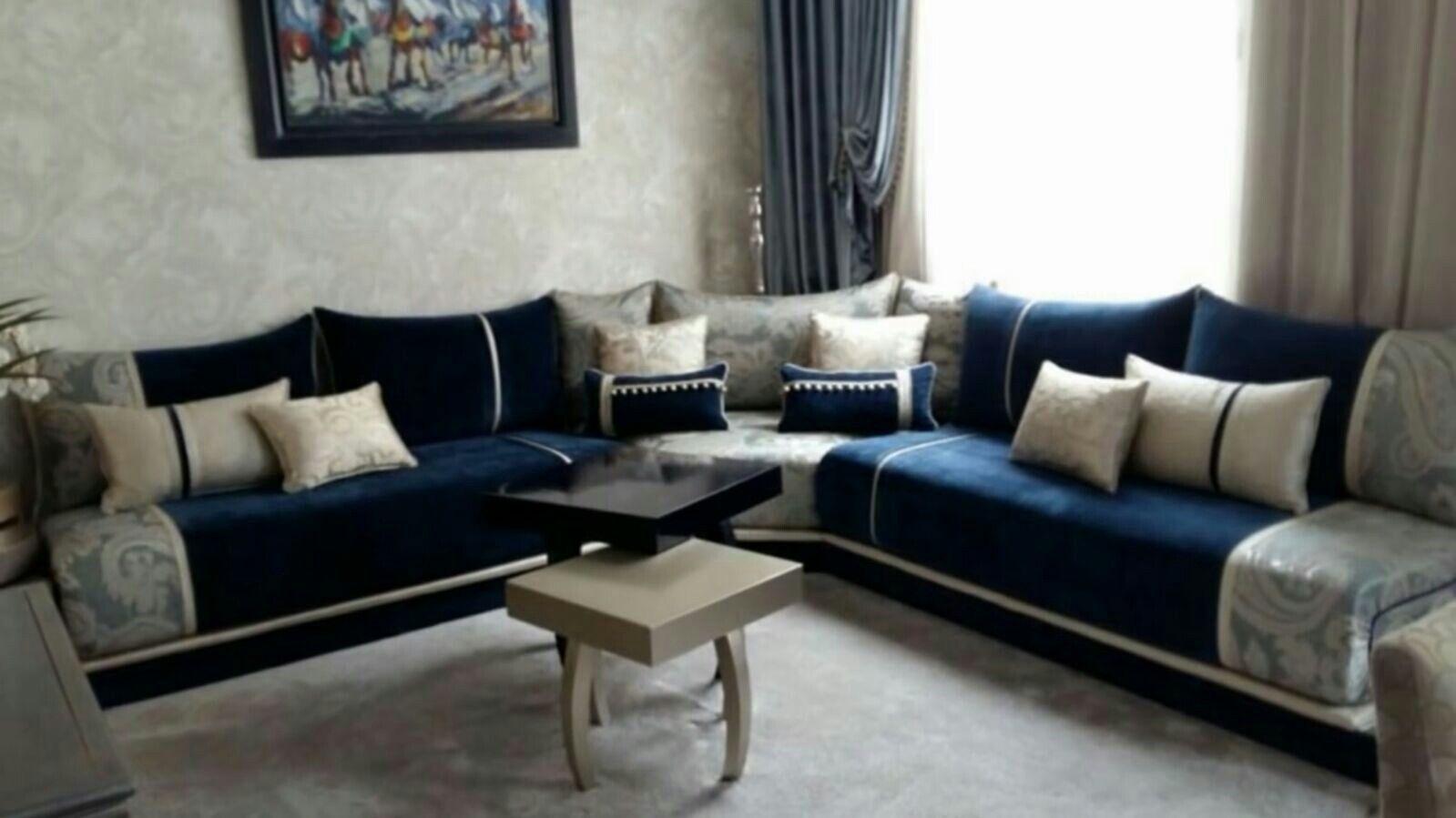 Pingl par saristastory sur salon marocain living room salon marocain et moroccan interiors for Salon berbere moderne