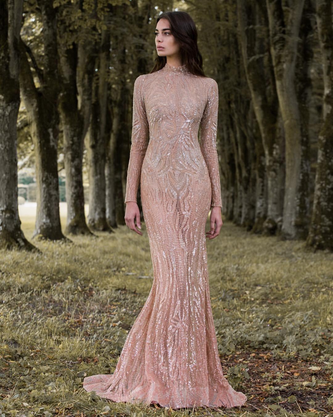 Long Sleeve Dresses Instagram