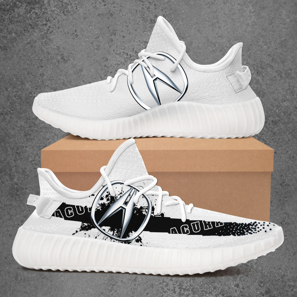 Acura Yeezy Limited Edition White Yeezy