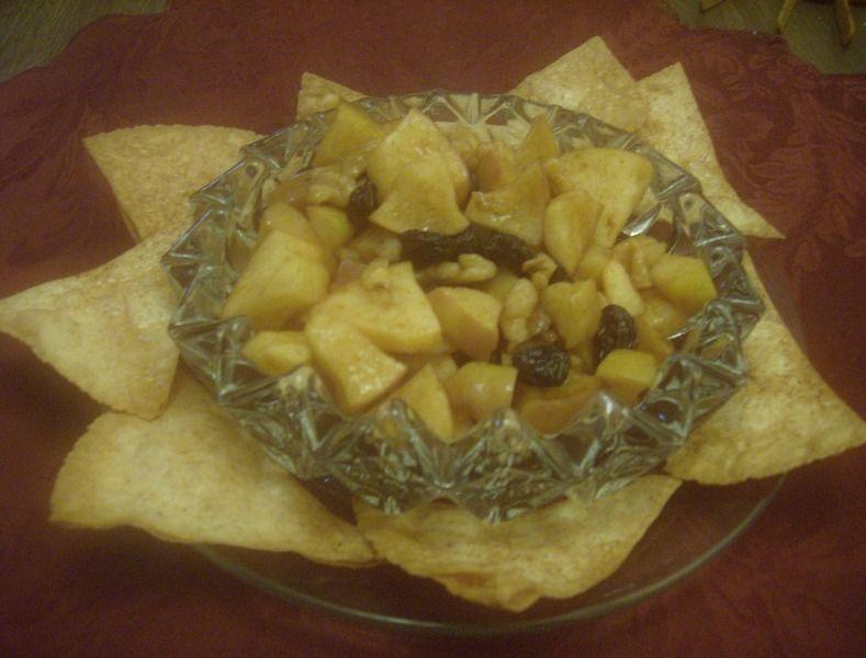 Glutenfree sweet cinnamon chips from rudis gluten free
