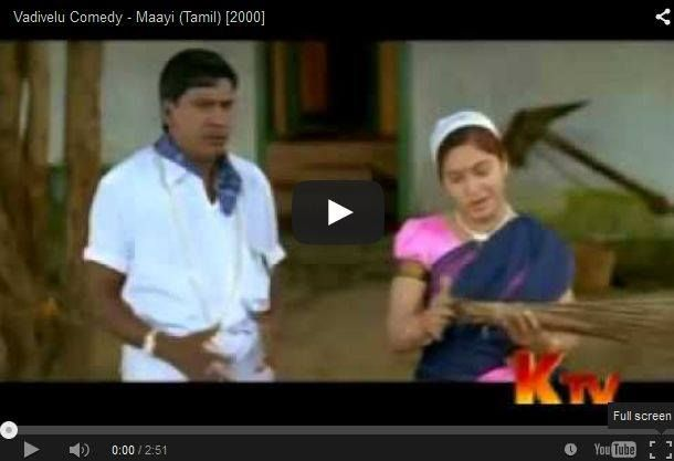 Vadivelu is the best comedian in tamil cinema and vadivelu