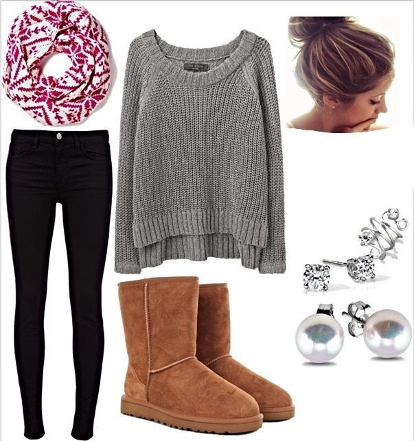 33 Awesomely Cute Back To School Outfits For High School Modnye