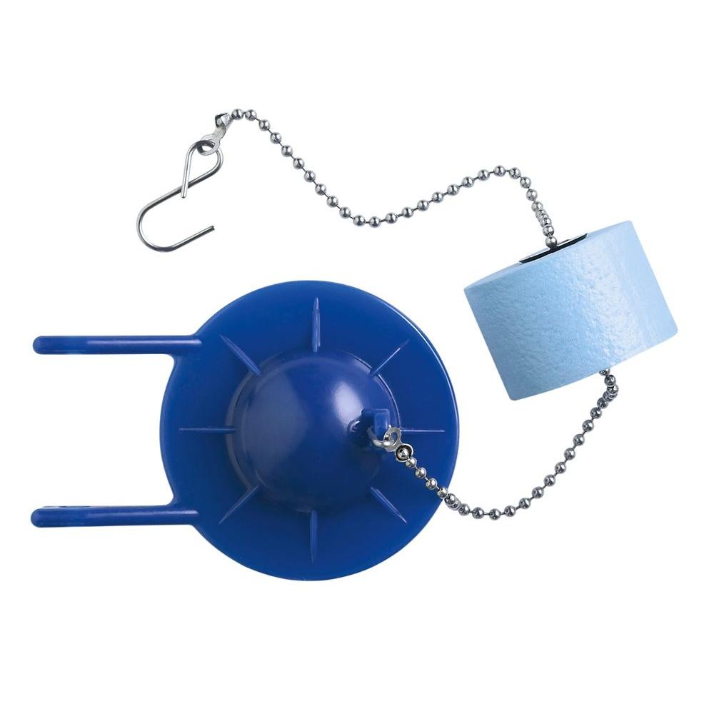 Kohler 2 In Blue Toilet Flapper With Float Used In Various 2 Piece Toilets Gp85160 The Home Depot Two Piece Toilets Toilet Flapper Kohler