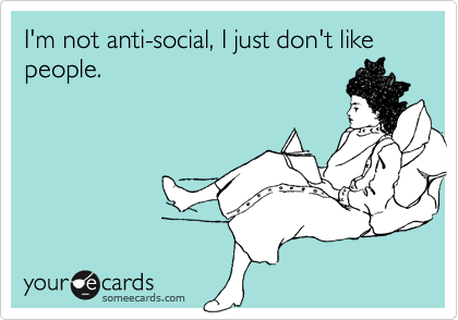 Here Are 7 Signs That You Are A Anti-Social Person 4