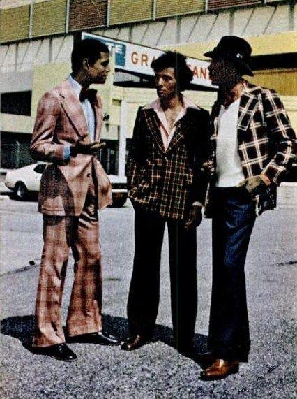 Style Com Lesbian Chic Hot Trend 70s Black Fashion Retro