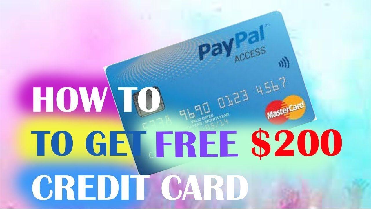 Free credit card number 15 virtual master card free