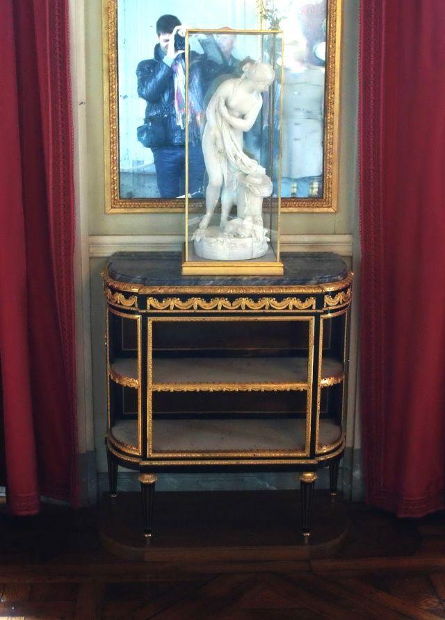 La visite du Petit Trianon La salle à manger Chateaux Pinterest