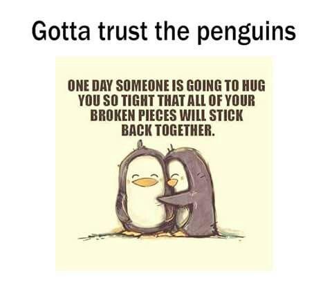 Trust the Penguins <3