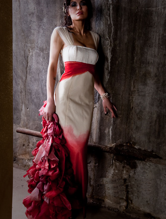 Peony Dress Dip Dye Wedding Dress Dye Wedding Dress Dresses,Wedding Dress Patterns For Girls