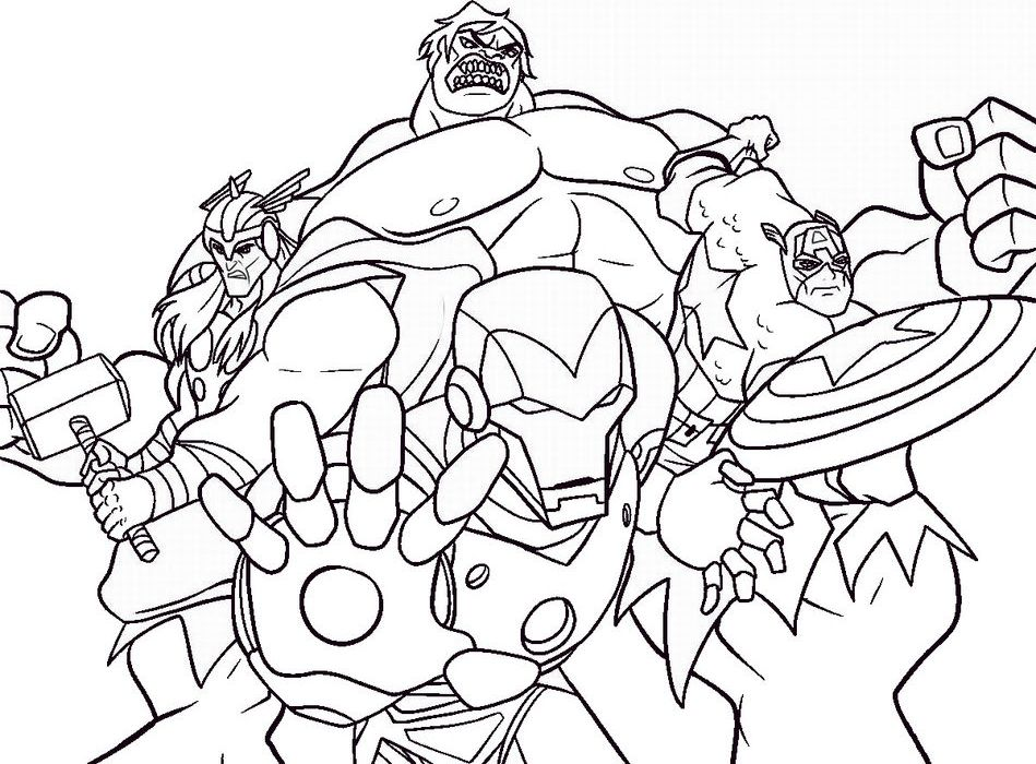 Marvel Avengers Coloring Pages Superhero Coloring Pages Avengers Coloring Avengers Coloring Pages