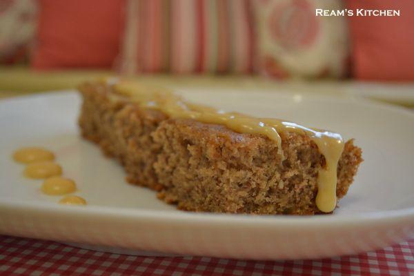 كيكة الموز Banana Cake Food Desserts Banana Bread
