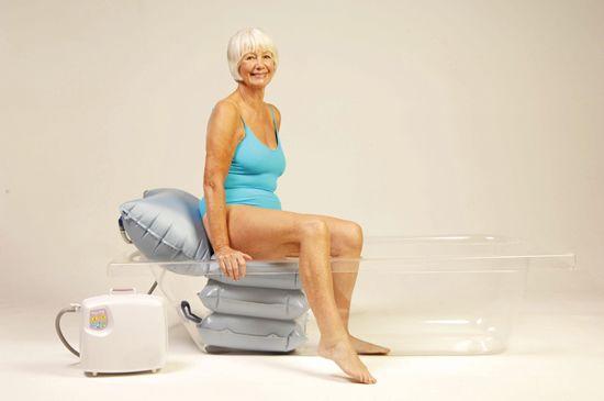 disabled elderly bathing aids jpg 550 365 Aging Pinterest. Handicapped Bathing Aid