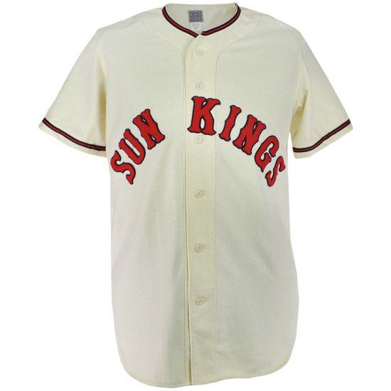 d5e02222a El Paso Sun Kings 1967 Home Jersey
