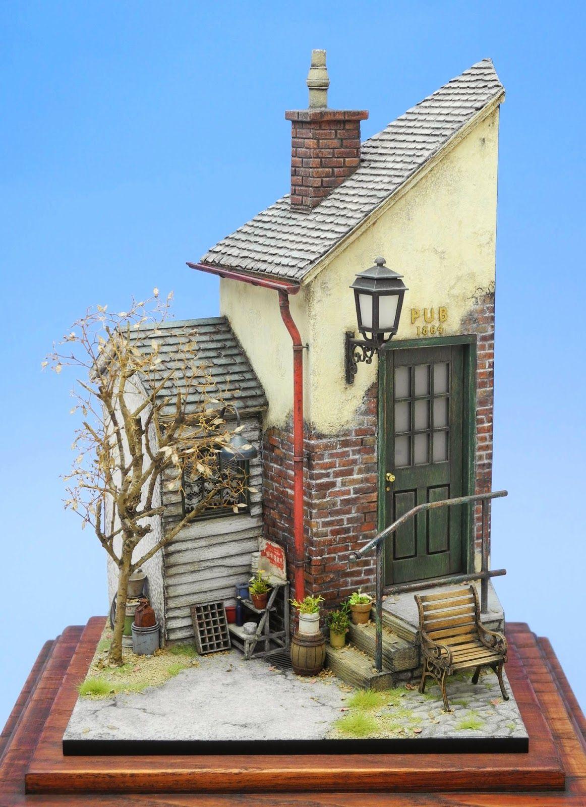 Available 妖精の家 ミニチュアハウス ジオラマのアイデア