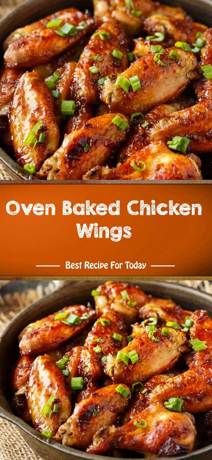 Caramelized Baked Chicken Legs&Wings Recipe | Panlasang
