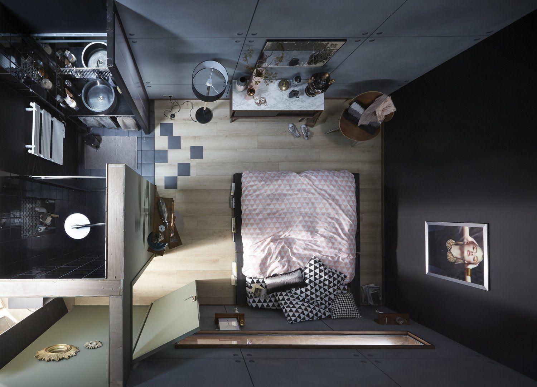 Chambre Adulte Salle De Bains La Suite Pinterest Leroy Merlin