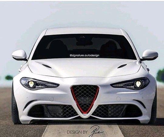 Pin Von Andreas Vonlaufen Auf Alfa Romeo Giulia Autodesign Schone Autos Alfa 155