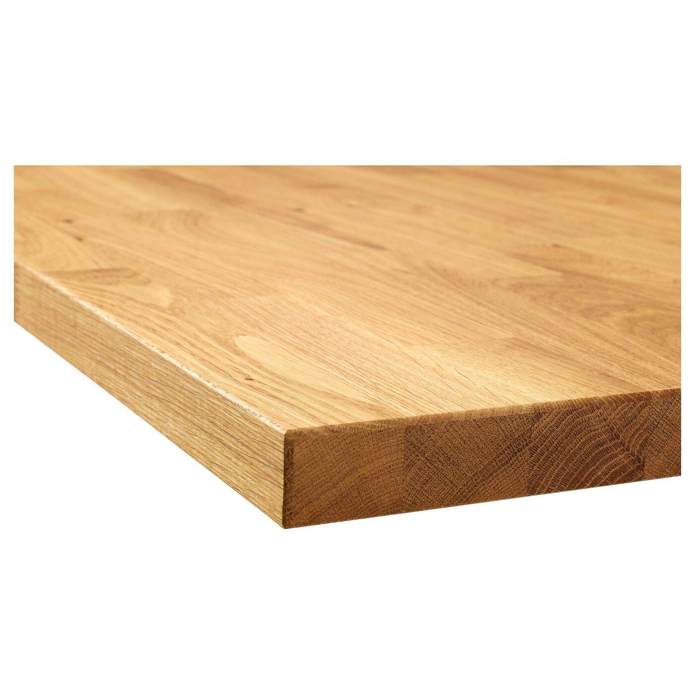 Karlby Countertop For Kitchen Island Oak Veneer 74x42x1 1 2 Karlby Countertop Countertops Kitchen Island Oak