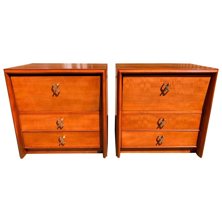 Best Pair Of Paul Frankl For Johnson Furniture Cherry 640 x 480